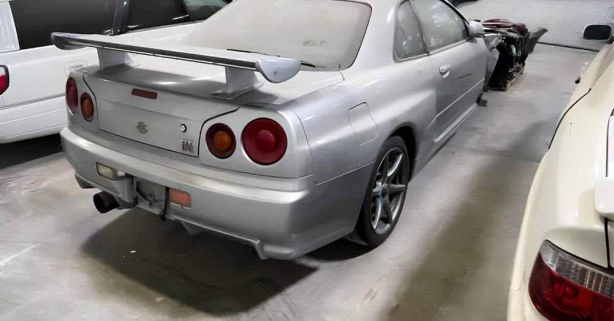 Целый ангар незаконно ввезенных японских автомобилей выставлен на аукцион в США