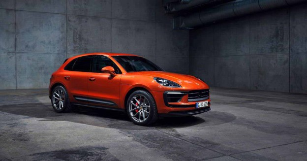 Стало известно, когда Porsche может избавиться от бензинового Macan - Motor