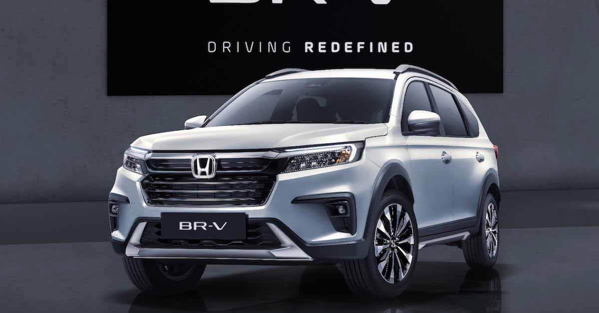 Honda представила кроссовер BR-V второго поколения - Motor