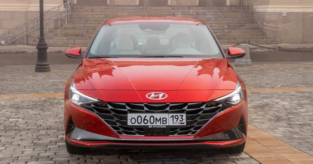 Новая Hyundai Elantra теперь доступна по подписке: цена известна - Motor