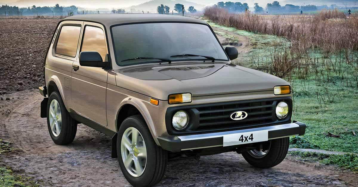 Россиянка подала в суд на АвтоВАЗ почти на 800 тысяч рублей за ржавую Ниву - Мотор