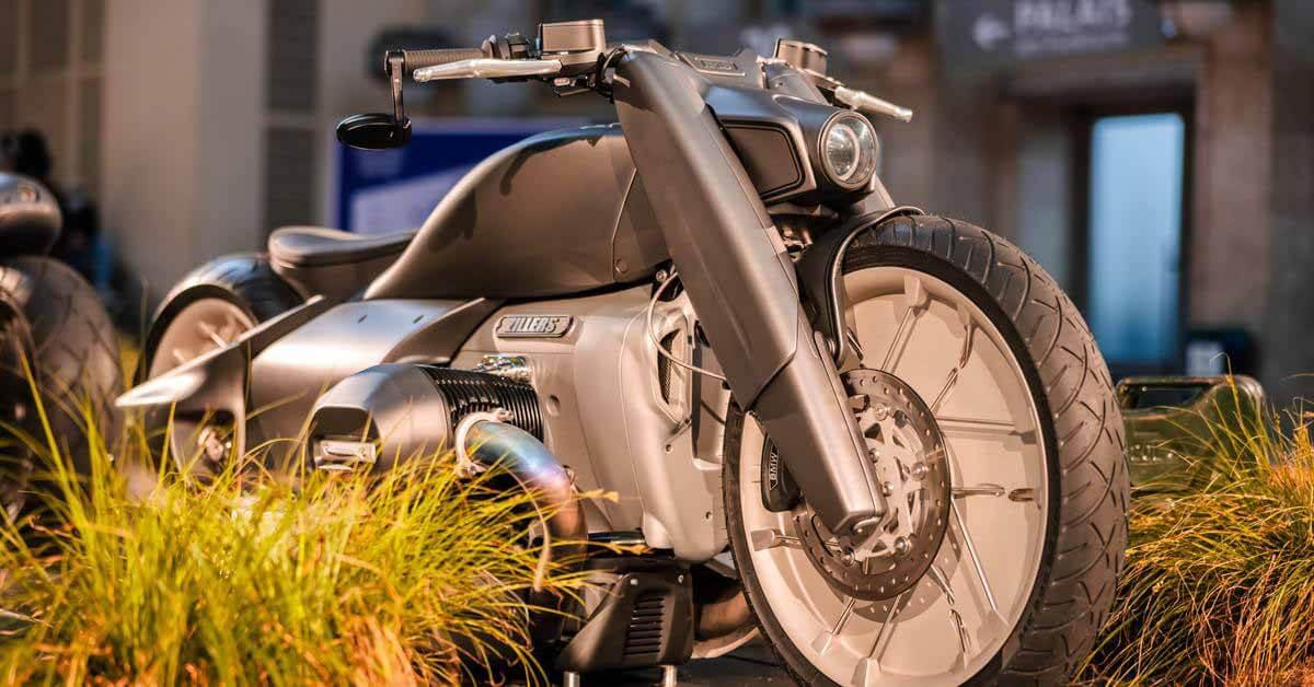 Самые интересные кадры автомобильной выставки Pure & Crafted в Берлине - Репортаж - Motor