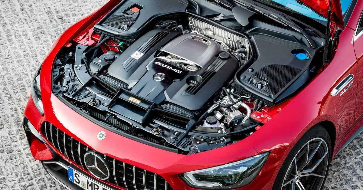 Mercedes-AMG обещает сохранить двигатель V8 еще десять лет - Motor