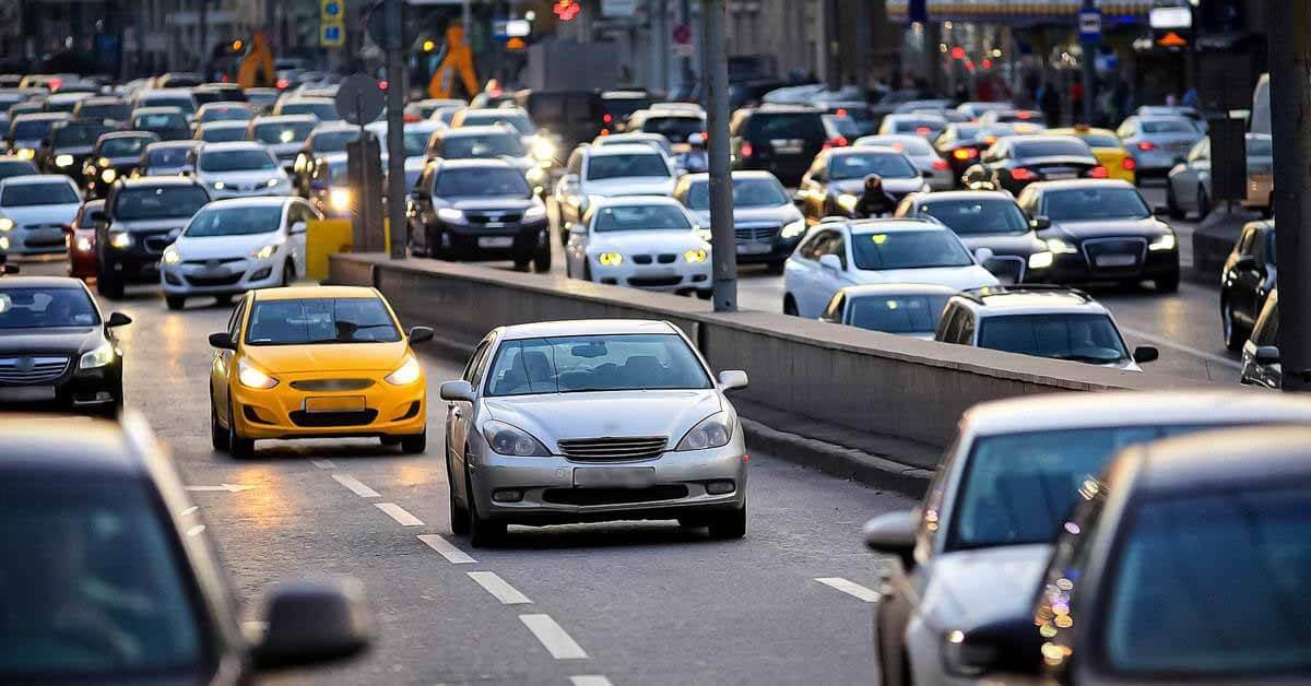 Камеры дорожного движения, измеряющие шум, начали испытывать в России
