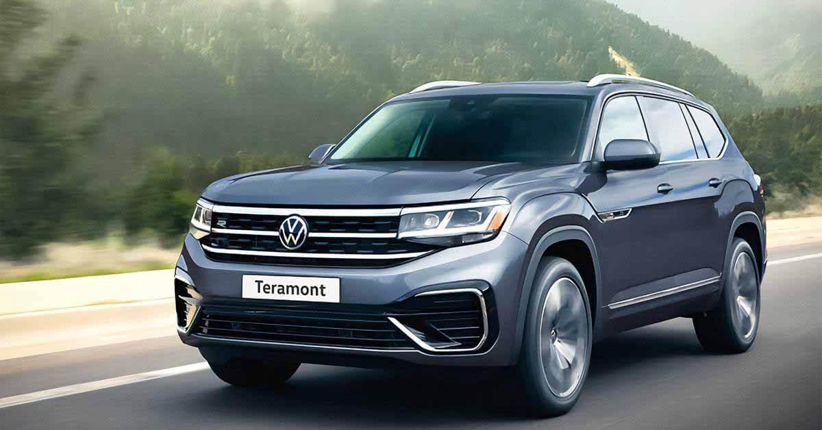 Volkswagen раскрыл российские цены на обновленный Teramont - Motor