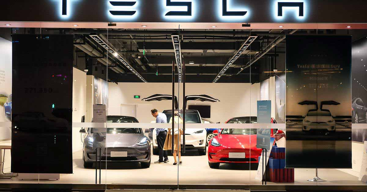 Tesla подала в суд на клиента на 56 миллионов рублей за критику в соцсетях - Motor