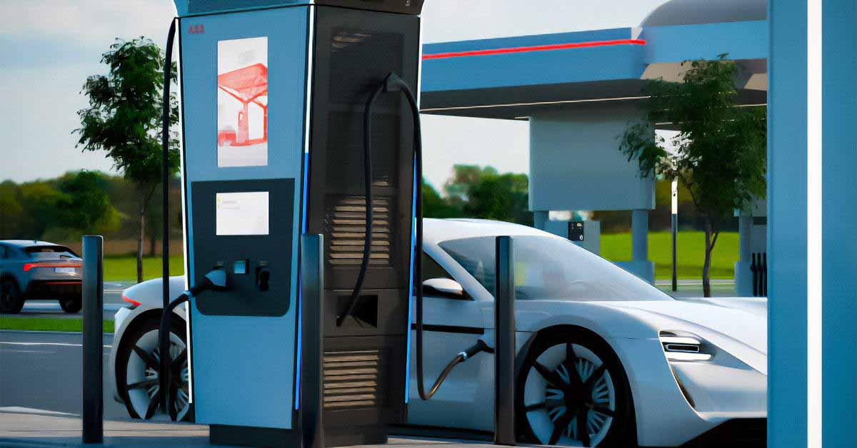 представила самое быстрое в мире зарядное устройство для электромобилей - Motor