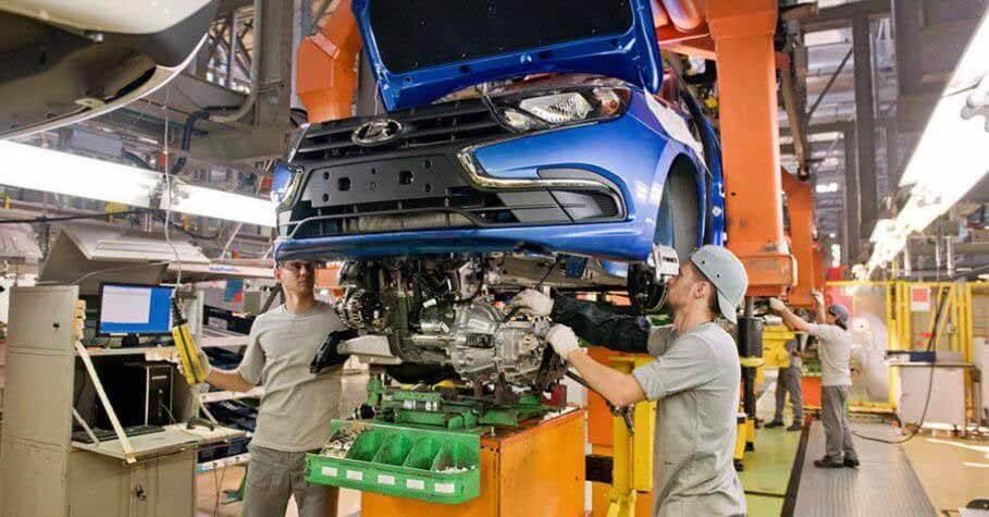 АвтоВАЗ снова прекратит сборку дефицитной Lada Granta - Motor