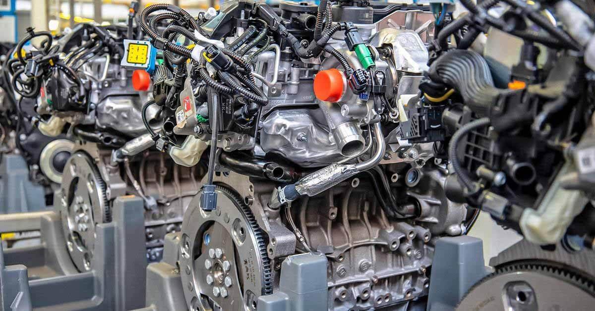 Stellantis начала поставлять в Европу моторы российской сборки - Motor