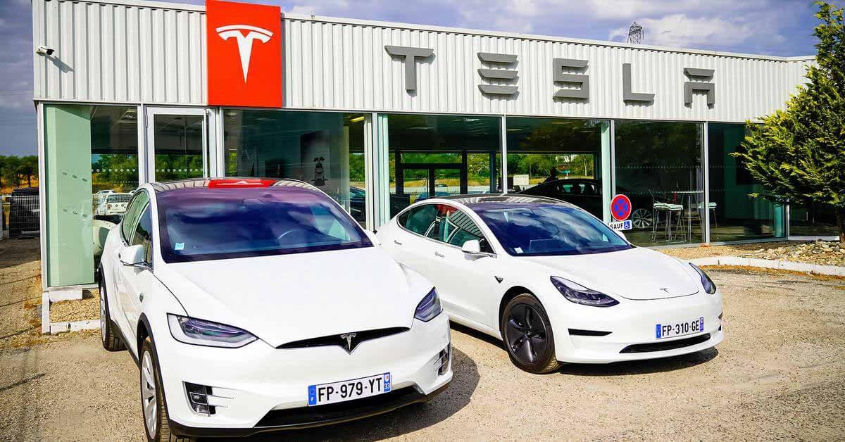 Tesla сообщает о рекордных продажах на фоне нехватки микросхем - Motor