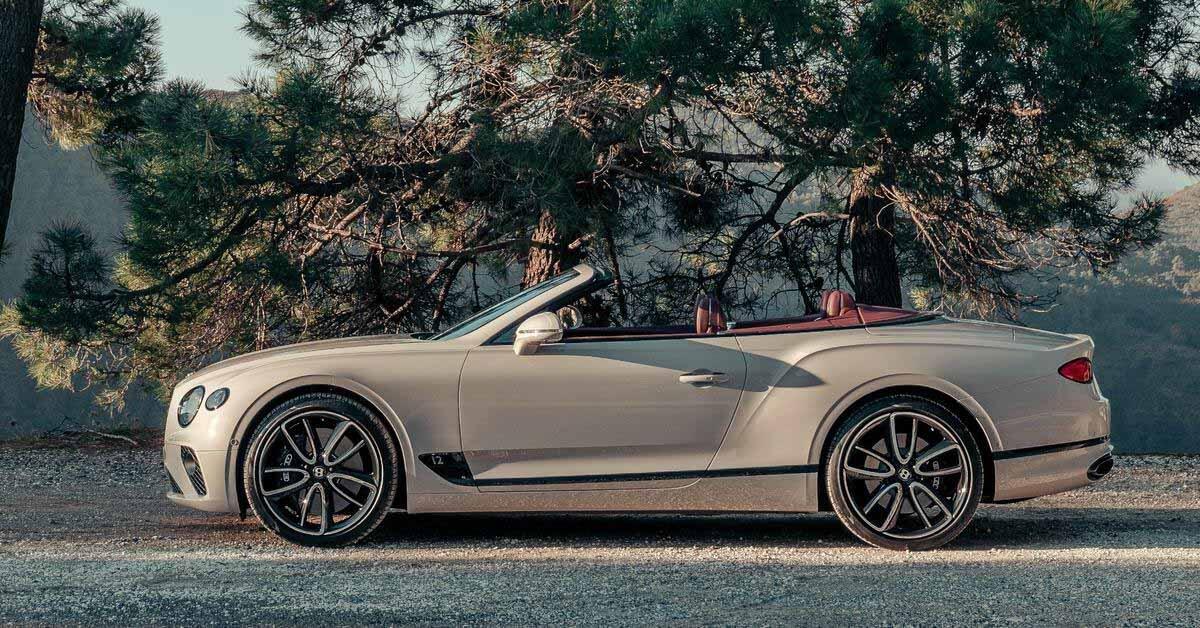 Bentley до сих пор красит автомобили в цвета 1930-х годов - Motor