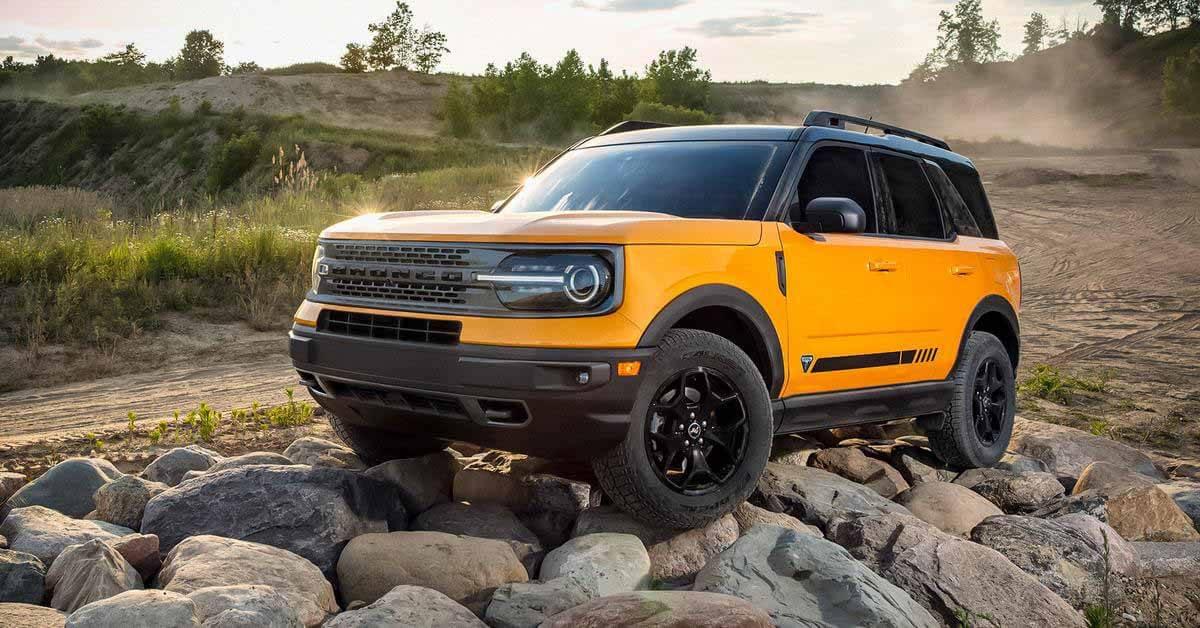 Ford Bronco вспоминает о нелепой ошибке сотрудников - Motor