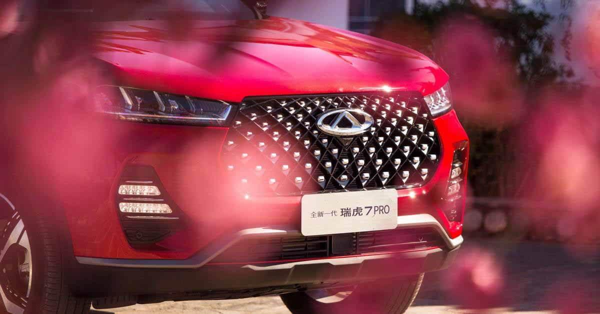 Китайские автомобили стали рекордными по продажам в России - Мотор