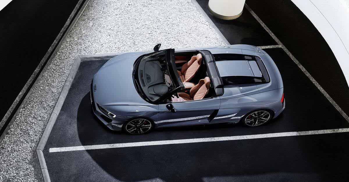 Audi увеличила мощность самого бескомпромиссного R8