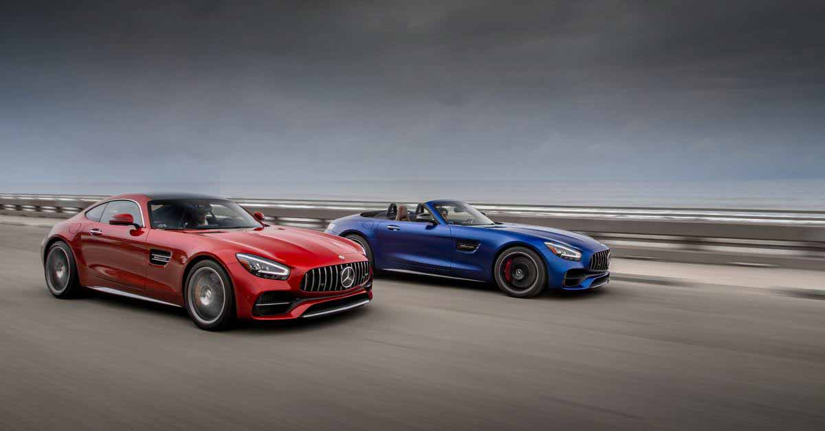 Купе и родстер Mercedes-AMG GT ушли в отставку - Motor