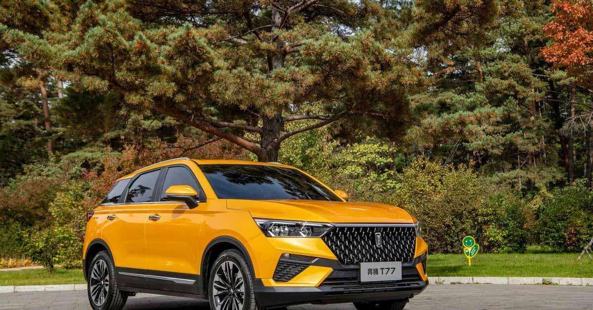 FAW объявила о старте продаж Bestune T77 в России - Motor