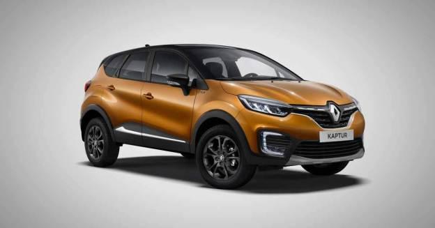 Российский Renault Kaptur получит двухцветную спецверсию - Motor