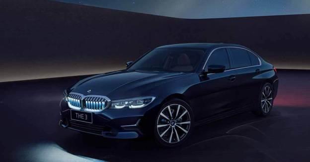 BMW 3-й серии получил решетку радиатора с подсветкой - Мотор