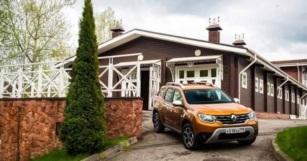 Renault подняла стоимость кроссоверов в России - Мотор