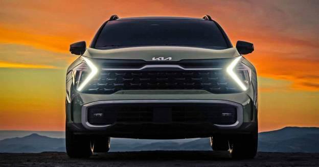Kia готовит новый Sportage для выхода на другой рынок - Motor