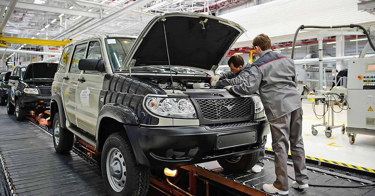 Рубрика УАЗ для электромобилей: новые подробности - Мотор