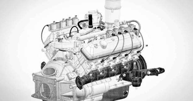 Легендарные российские двигатели V8, выпускаемые с 1961 года, будут сняты с производства.