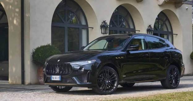 Maserati показала еще один «гастрономический» Леванте - Motor