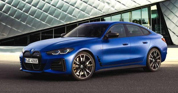 BMW привезет в Россию первую электрическую «эмку»