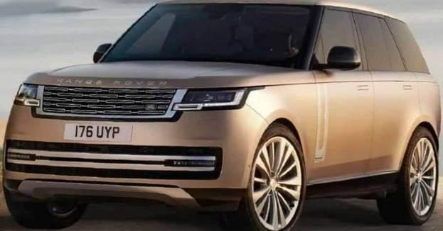 Новый Range Rover впервые показан на видео - Motor