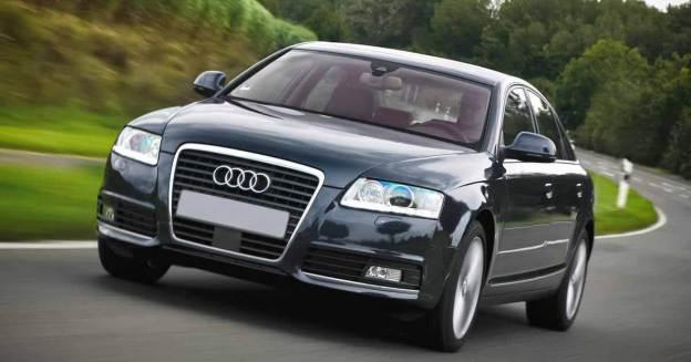 У 31,2 тысячи проданных в России автомобилей Audi заменят взрывные подушки