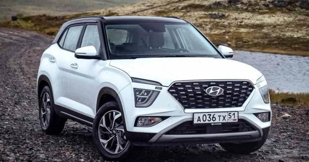 Hyundai Creta получил в России новую версию - Motor