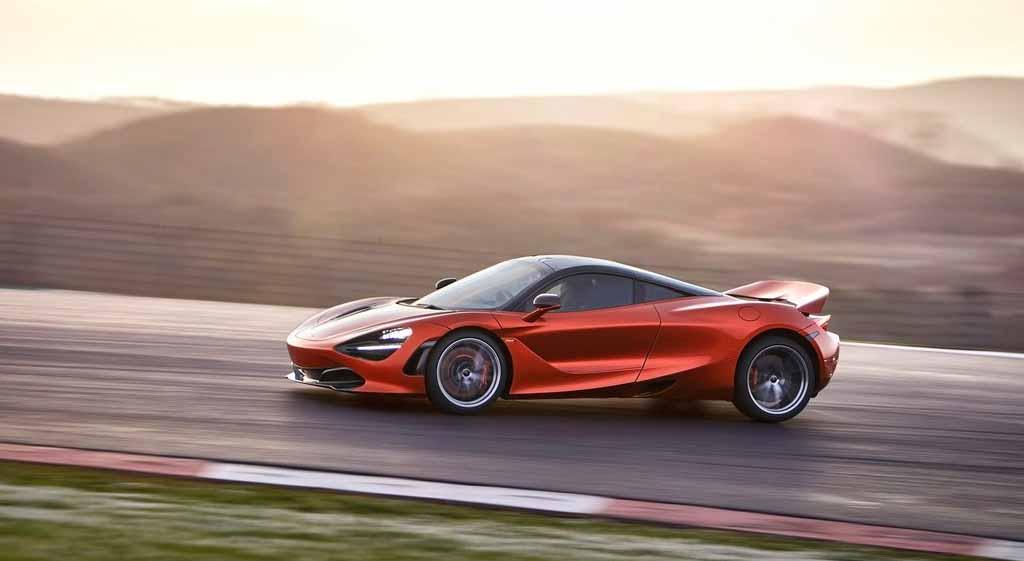McLaren 720S, Confíguralo en Línea
