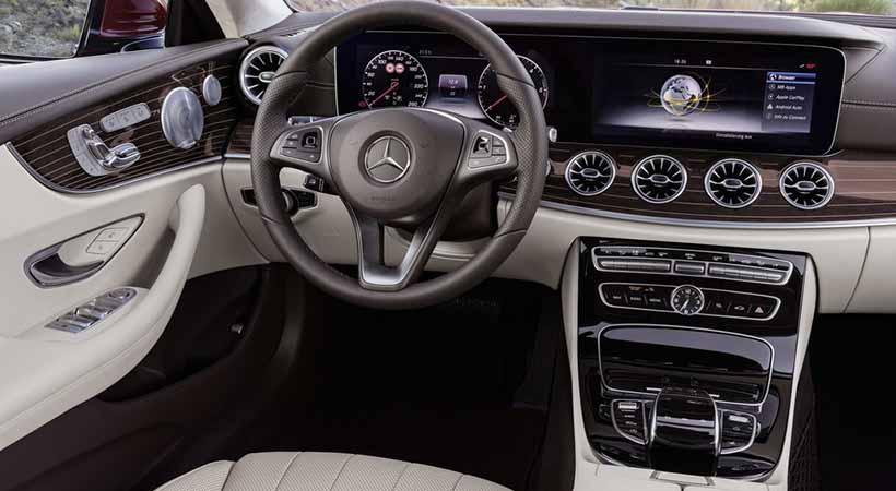 Mercedes-Benz E400 Coupé 2018