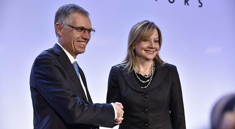 General Motors vendió Opel/Vauxhall por $2,300 millones