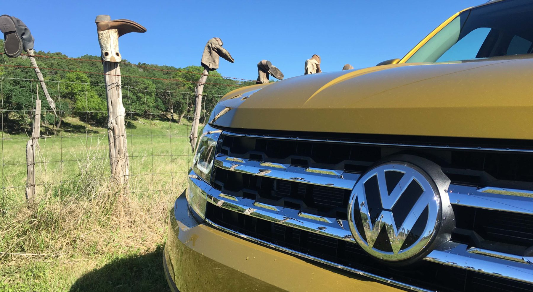 Volkswagen Atlas vs Honda Pilot