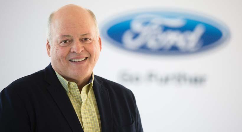 Ford Motor Company despidió a su Presidente y CEO, Mark Fields