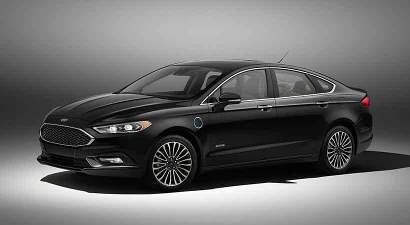 Ford Fusion Hybrid 2018, precio, prueba de manejo, video, precio autos nuevos Ford