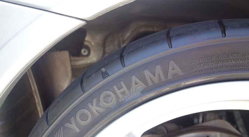 Yokohama ADVAN Sport V105, Yokohama ADVAN Neova AD08 R, precio neumáticos nuevos