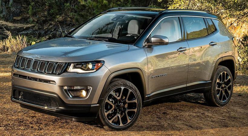 Jeep Compass, el que más ha perdido en ventas este año