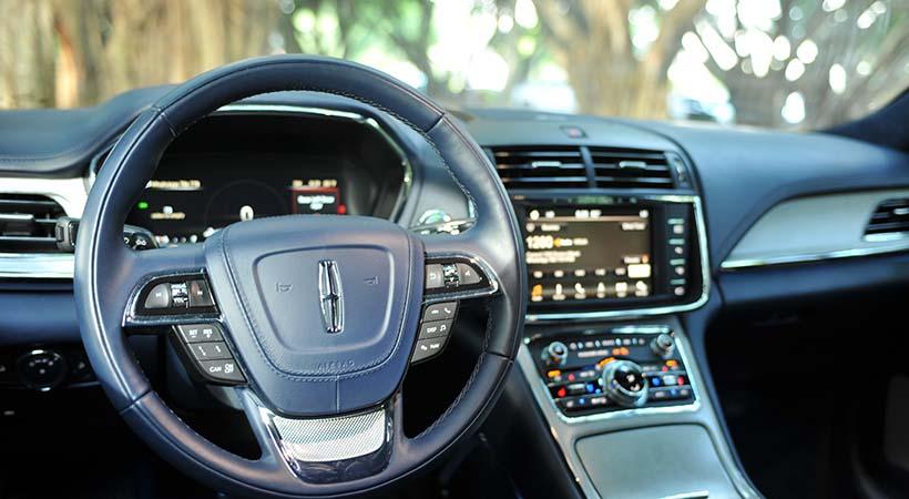 Test Drive Lincoln Continental Black Label 2017
