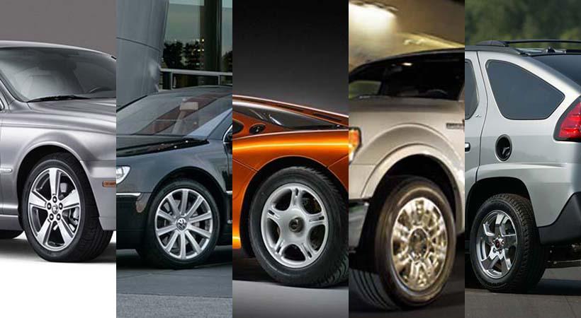 Top 5 autos que fracasaron miserablemente
