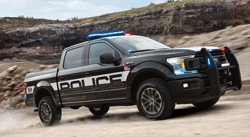 Ford F-150 Police Responder 2018