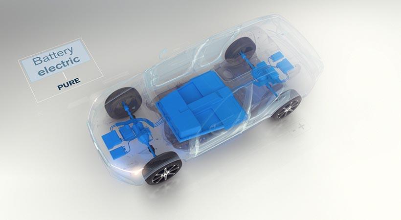 Volvo solo fabricará vehículos híbridos o 100% eléctricos