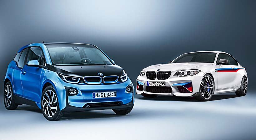 BMWM vs BMWi