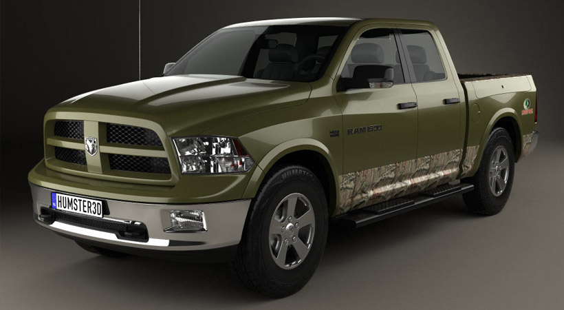 Top 10 mejores camionetas Ram de todos los tiempos