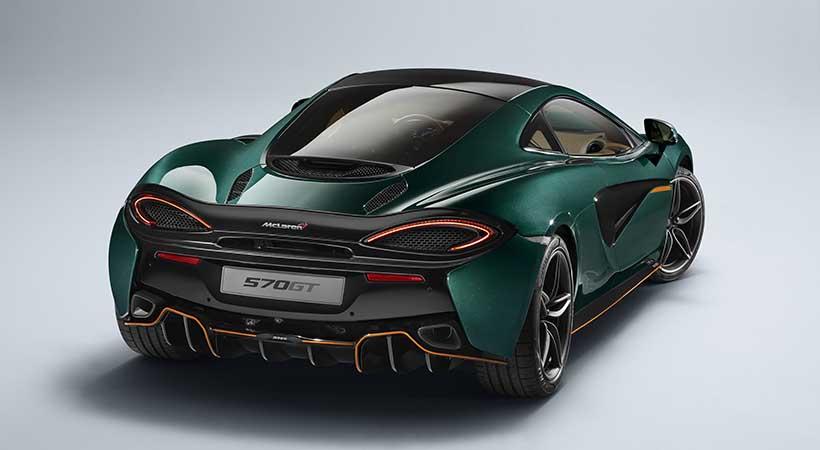 McLaren 570GT XP Green, McLaren F1 XP GT Longtail, McLaren F1 GTR Longtail