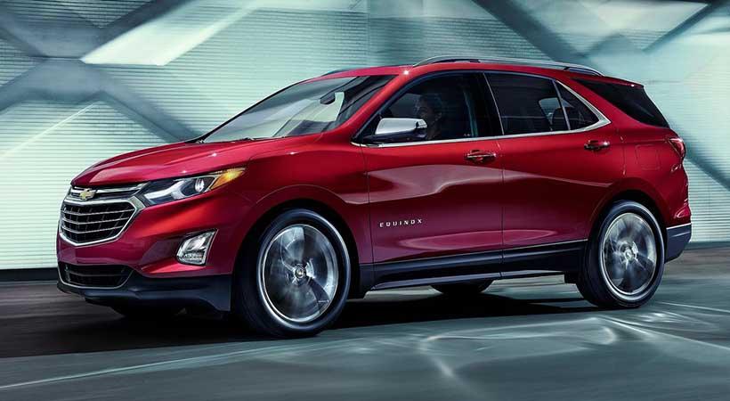 Chevrolet Equinox Fwd Premium 2.0t 2018, precio, características, equipamiento, Chevrolet Equinox Fwd Premium 2.0t 2018 video, comparativo SUV compactos
