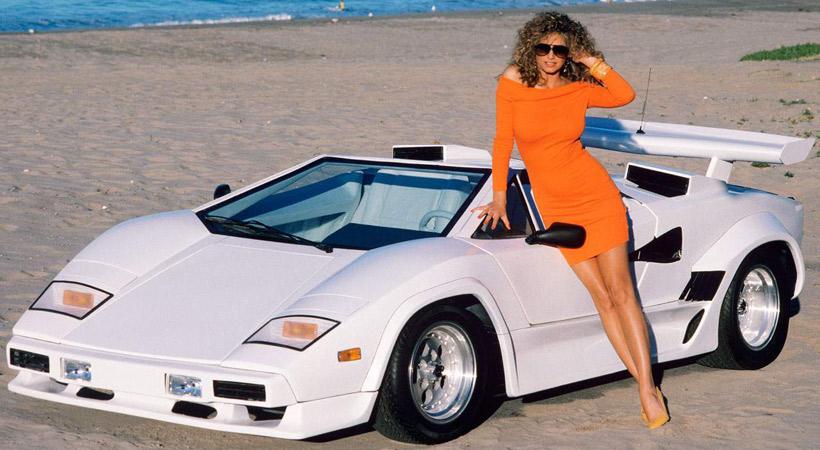 Autos de las Playmates: 1988