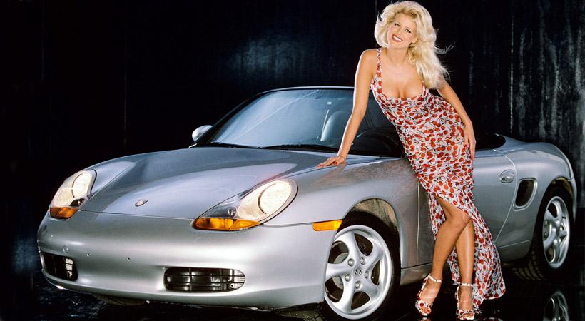 Autos de las Playmates: 1997