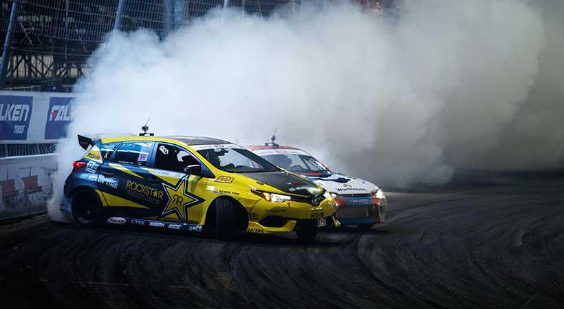 Fórmula Drift 2017, Irwindale Speedway, Toyota Fórmula Drift, Toyota
